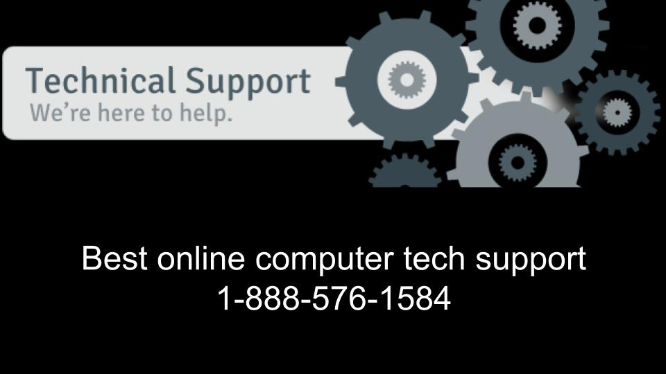 Best online computer tech support  2
